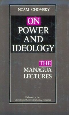 On Power and Ideology - SEP Edition: The Managua L... by Chomsky, Noam Paperback