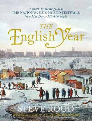 The English Year : by Roud, Steve Hardback Book The Cheap Fast Free Post