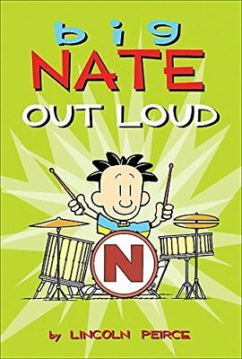 (Good)1449407188 Big Nate Out Loud,Peirce, Lincoln,Paperback