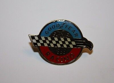 Good Year Tires Eagle Racing 1988 Hat Pin, Collector's Pin