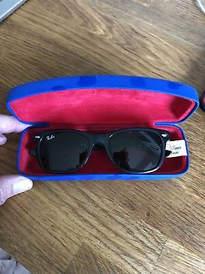Genuine Boys Rayban Sunglasses complete with case