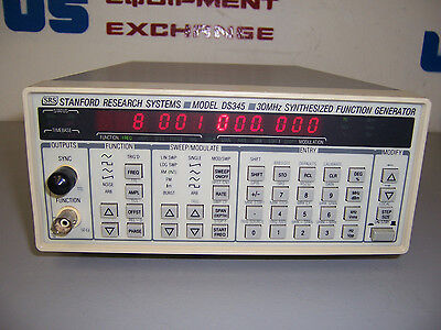 9255 srs stanford research systems ds345 30 mhz synthesized function rh picclick com Synthesized Function Generator Function Generator Diagram