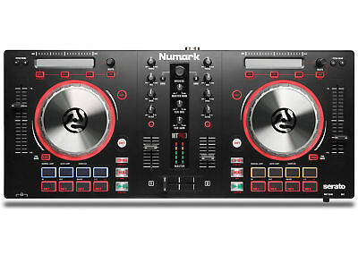 Numark Mixtrack Pro 3 - DJ Midi Controller USB Workstation Virtual DJ Serato