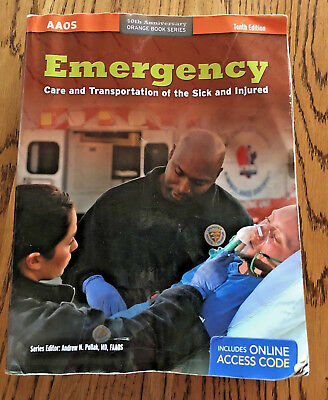 Emergency care transportation of the sick and injured 11th edition emergency care and transportation of the sick and injured by aaos 10th edition fandeluxe Gallery