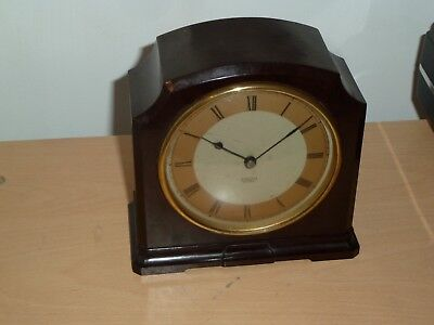 Smith Sectric bakelite clock for spares