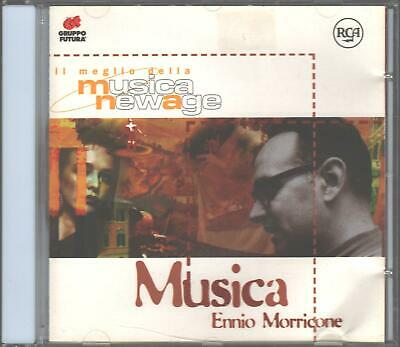 ENNIO MORRICONE Musica CD Best Of 1997 11 Tracks (1972-1993)