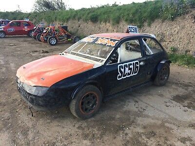 Autograss Class 3 Mitsubishi Colt - C20XE Race Engine -Tagged & Ready to Race