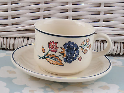 x1 BOOTS CAMARGUE Tea Cups And Saucers - Multiple Available