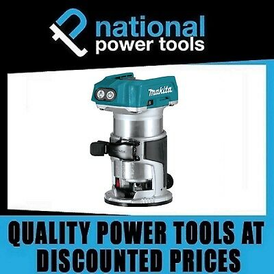 Brand New Makita Brushless Cordless Router 18V Xtr01