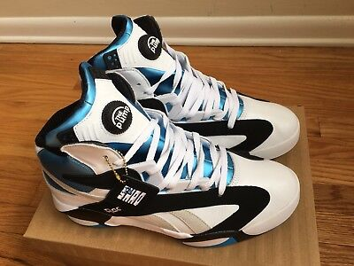 0b996fb25e7 Reebok Shaq Attack Pump SZ 13 Dee Brown Shaq Shaqnosis Attaq Iverson Answer