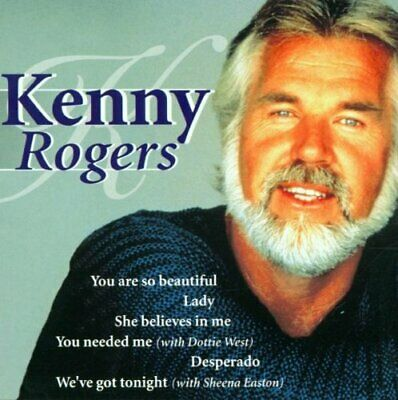 Kenny Rogers - Country Legends - Kenny Rogers CD IKVG The Cheap Fast Free Post