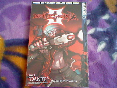 Devil May Cry 3 Volume 1 Manga by Suguro Chayamachi,based on Capcom game, DMC 3