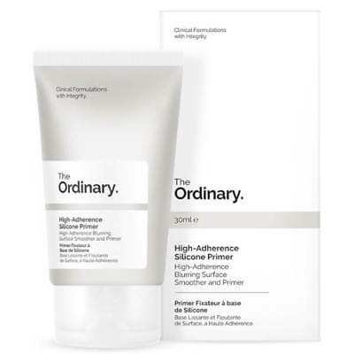 The Ordinary High-Adherence Silicone Primer 30ml Hydrating Reduce Imperfection