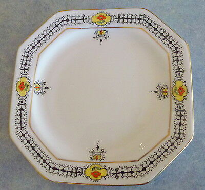 Fine English Bone China - Paragon Ruabon - Side Plate - 1930's - Vintage