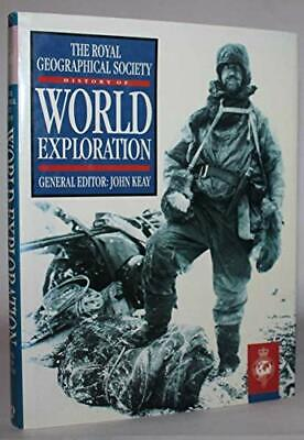 History of World Exploration by Royal Geographical Society Book The Cheap Fast
