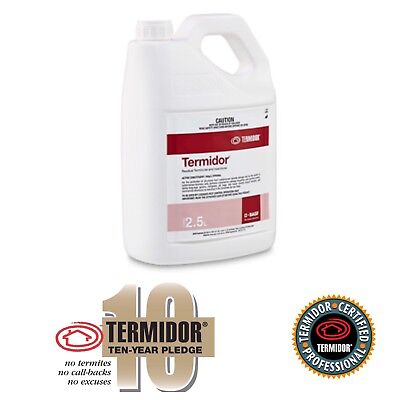 2.5L Termidor sc termiticide termite White ants treatment pest control Fast Post