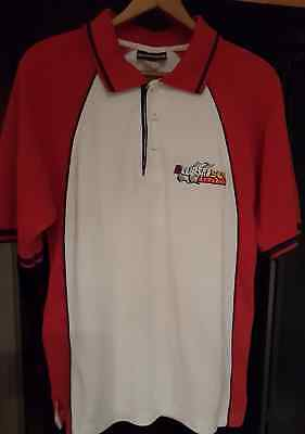 CLIPSAL 500 Adelaide Polo TOP Shirt Size S V8 Super Cars