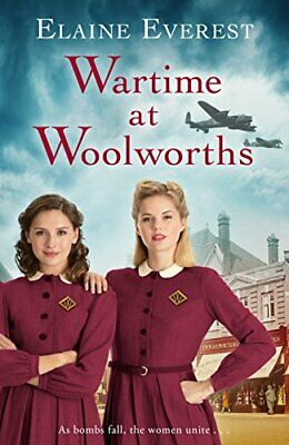 Wartime at Woolworths by Everest, Elaine Book The Cheap Fast Free Post