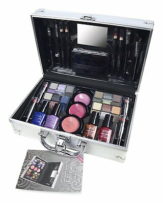 Case makeup of Beauty Travel with Accessories Pencils Profilers New