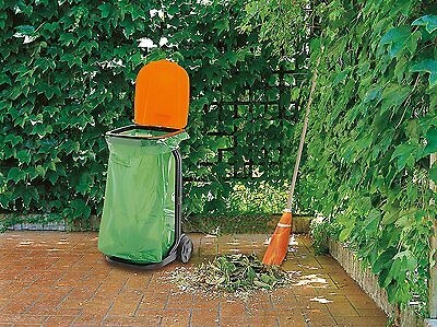 Cube of Waste for Garden Trolley Dustpan Grass Blades waste Exterior Bag