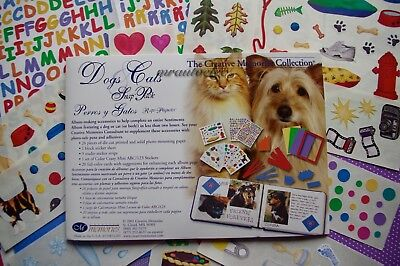 Creative Memories Dogs & Cats Snap Pack Pets furry friends animals puppy kitten