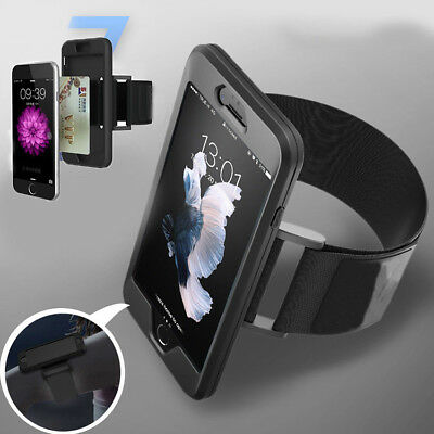 Gym Sport Running Jogging Climbing Phone Arm Band Case For iPhone X 7 6s 8 Plus