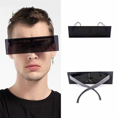 Black Censor Bar Sunglasses Eye Covered Glasses Funny party Fancy Eyewear ES