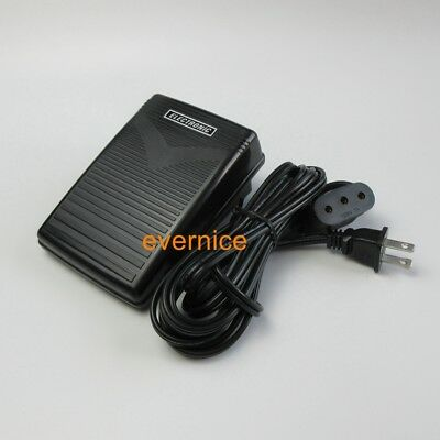 FOOT CONTROL PEDAL w Cord for Singer 275K, 285K, 301, 301A, 306, 309, 319, 320
