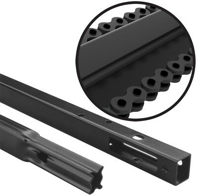 8 FT Chain Drive Rail Garage Door Extension Kit Heavy Duty Replacement Part NEW