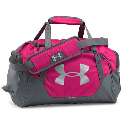 Under Armour 2018 UA Undeniable Duffel 3.0 XS Holdall - Tropic Pink