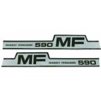 Massey Ferguson Emblem Kit Mf590