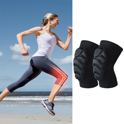Protective Knee Pads Thick Sponge Collision Avoidance Sports Riding Knee Sleeves