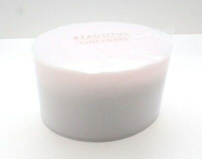 Estee Lauder Beautiful Perfumed Body Powder with Puff, 3.5 Ounce (NEW)