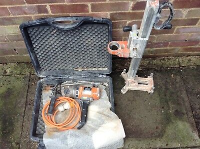 Goltz Hand Held Diamond Drill And Rig