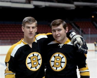 Bobby Orr, Bill Speer Boston Bruins 8x10 Photo
