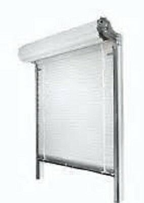 Roll Down Door for Standard Window 3'w x  3'h  FREE SHIPPING