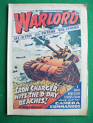 'Warlord' comic, no. 73, February 14th, 1976 (very good condition)