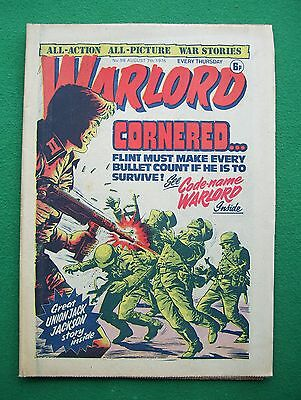 'Warlord' comic, no. 98, August 7th 1976 (very good to fine condition)