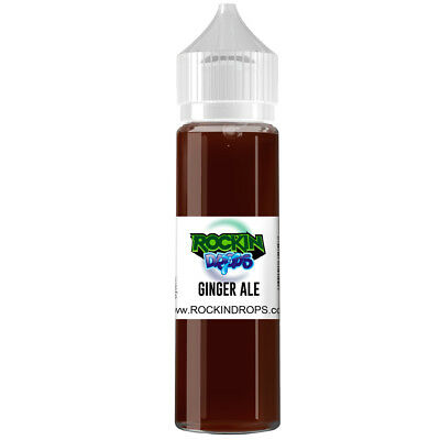 ROCKINDROPS Ginger Ale Food Flavor Flavoring Concentrate TFA 10ml 30ml 50ml