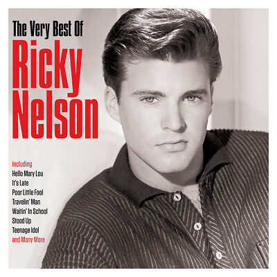 Ricky Nelson VERY BEST OF 60 Essential Songs COLLECTION New Sealed 3 CD