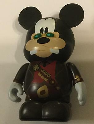 "Goofy Steampunk Mechanical King Sheriff Disney VINYLMATION 3""  Mickey Mouse Ears"