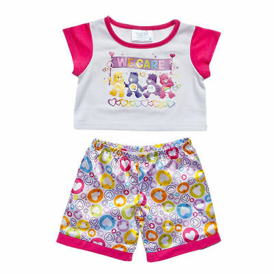 Build a Bear - Care Bear PJs - Brand New & Genuine