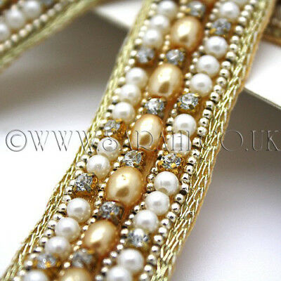 SILVER MIRROR PEARL beaded trim,trimming,costume,sequin edging,stones,beads,fashion,crafts,sewing,embellishment,decoration