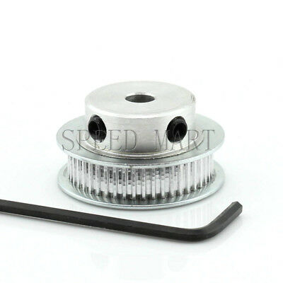 XL Type XL12T Aluminum Timing Belt Pulley 12 Tooth 8mm Bore for Stepper Motor