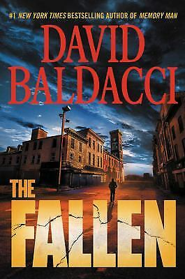 The Fallen  (ExLib) by David Baldacci