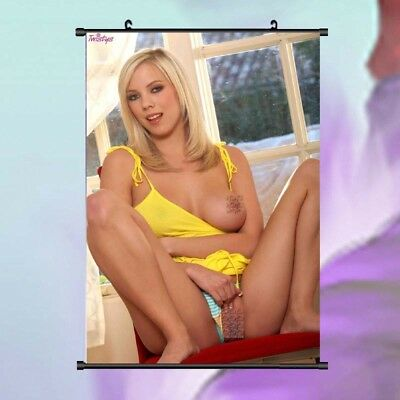 "New Bibi Jones Yellow Skirt 35"" Poster 40*60cm"