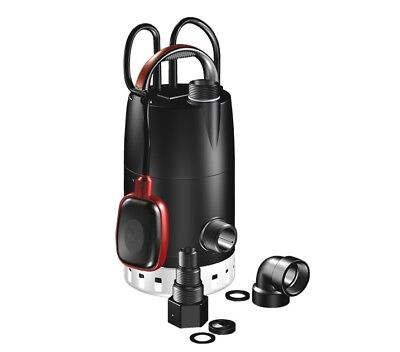 Grundfos Unilift CC7-A1 Drainage Sump Pump With Float Switch (96280974)