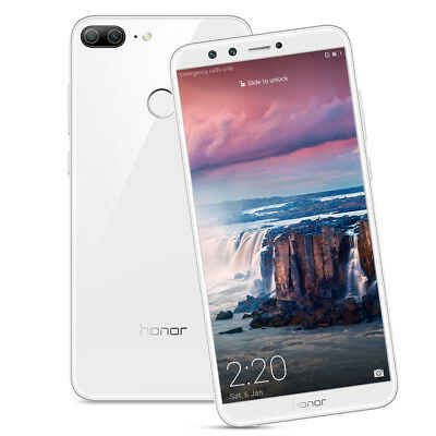 """Global Huawei Honor 9 Lite 3GB+32GB 5.65""""Téléphone Android 8.0 Octacore TOUCH ID"""
