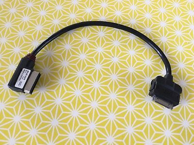 Original Neu Für Apple Ipod Audi 4f0051510al Adapter Ami Kabel 34R5jAL