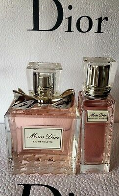 f217b90b2f MISS DIOR ABSOLUTELY Blooming Roller~Pearl 20ML Miss Dior Eau De Toilette  50ml.